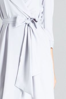 FIGL - Sukienka M680zary