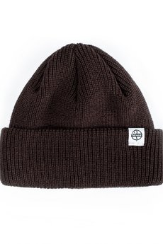 The Hive - FISHERMAN BEANIE IN BROWN