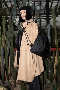 YOUSE - QUILTED BACKPACK
