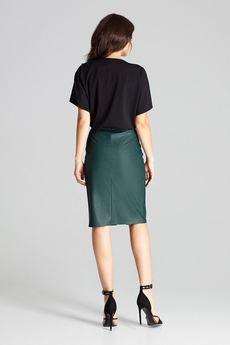 LENITIF - Spódnica L071 Zielony