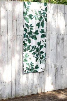 matata - Ręcznik do jogi 'Oak leaves'