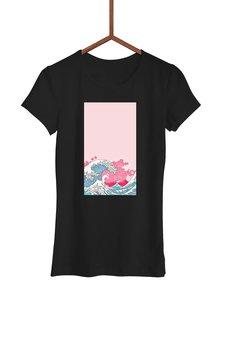 FailFake - Koszulka Różowa Fala Damska
