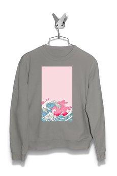 FailFake - Bluza Różowa Fala Męska