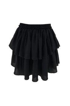 Elevenstory - Spódnica asymetryczna SISI czarna