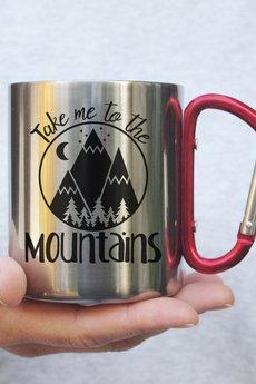 ONE MUG A DAY - Take me kubek w góry