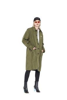 Van Hoyden - Płaszcz wojskowy  vintage model 002