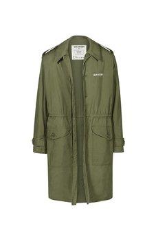 Van Hoyden - Płaszcz wojskowy Vintage model  Langusta