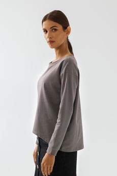 VOLNA - Bluza Sonic z bawełny organicznej