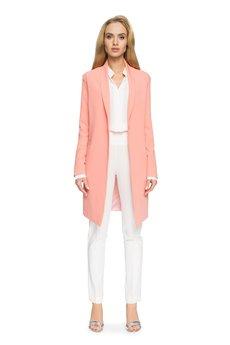 Style - Blezer płaszcz na jeden guzik S071