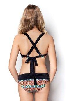 OrienteGlamour - Dwuczęściowy strój kąpielowy ALANI kolorowy