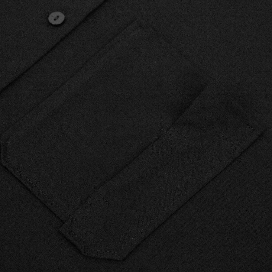 Koszula Damska Z Bawełny Angela Biały I Czarny | Memola