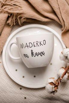 Nadzwyczajnie - Kubek 1 litr - Wiaderko na kawę
