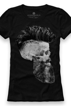 Underworld - Koszulka UNDERWORLD Ring spun cotton Beard