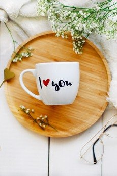Jedrki - Kubek I LOVE YOU
