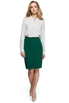 Style - Spódnica z zakładką na spodzie S127