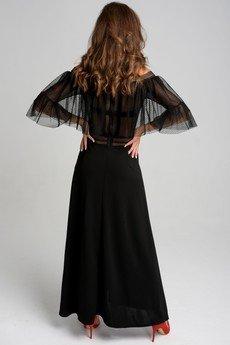 my image art - Moonlight długa suknia z koronką i tiulem