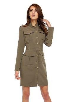 Ooh la la - Sukienka Military