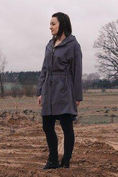 Oak Root - Płaszcz parka Jesionka w Monstery