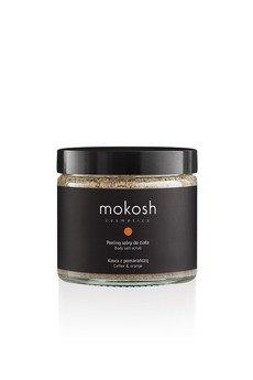 Mokosh - Peeling solny do ciała Kawa z pomarańczą
