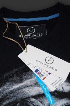 Underworld - Bluza UNDERWORLD casual Burza