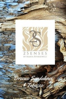 2 senses by Marta Rynkiewicz - Świeca do masażu2 senses by Marta Rynkiewicz Argan