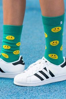 4LCK - 4LCK Wesołe zielone Smile Emotki Uśmieszki Buźki
