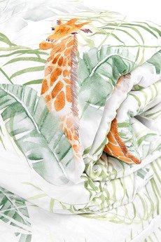 Lazy Sundays - Pościel Żyrafy z antybakteryjnymi jonami srebra