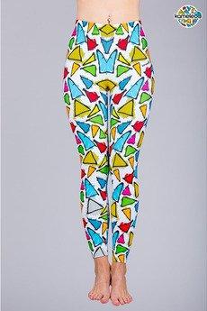 Kameleoo - Legginsy Triángulos Loocos