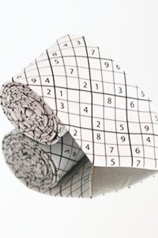 EDYTA KLEIST - Krawat Sudoku
