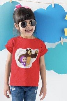 MY! OH MY. - T shirt MASHA & maseczka