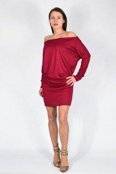 collibri - KATIA - XS - 4XL _ dzianinowa sukienka - czarna
