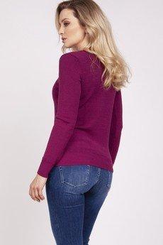 MKM swetry - Dopasowany sweter, SWE217