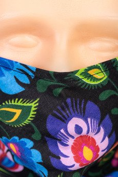 GAWOR - Bawełniana chusta apaszka