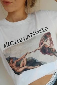 MY! OH MY. old - T shirt ANGELO