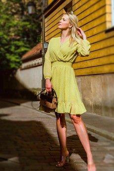 SANTEL - Sukienka Gabby