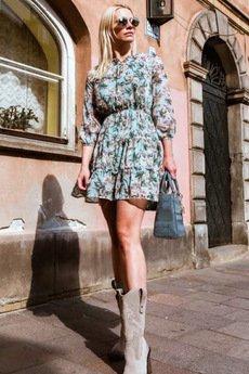 SANTEL - Sukienka Suzie
