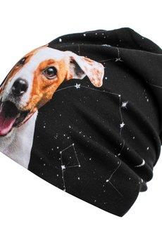 HAUER - Czapka hauer KET MAGIC GALAXY DOG