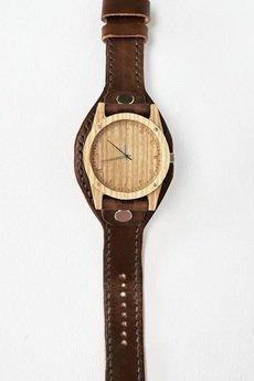 ProjektASz - Zegarek drewniany Classic 02.2020 Damski