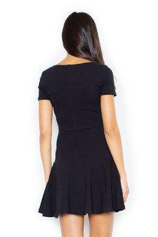 FIGL - Sukienka M363 Czarny