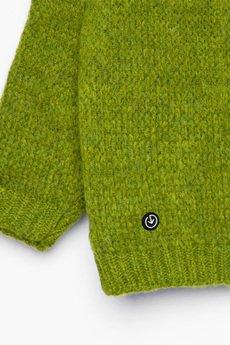 Underworld - Sweter krótki UNDERWORLD zielony