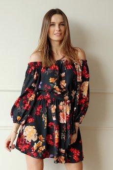 BLACKBOW - Sukienka Frida Love