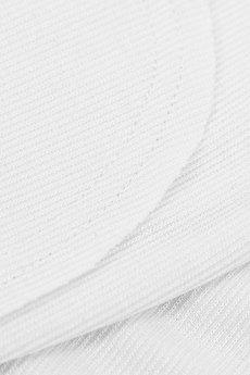 MeMola - Bluzka z wiskozy w prążek z łatami DIANA