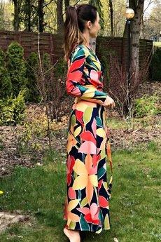 On You - Sukienka kimonowa Eva
