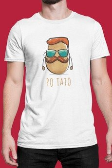 MY! OH MY. old - T shirt POTATO