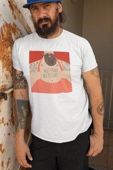 MY! OH MY. old - T shirt STARY MA DZIARY
