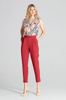 FIGL - Spodnie M676 Bordo