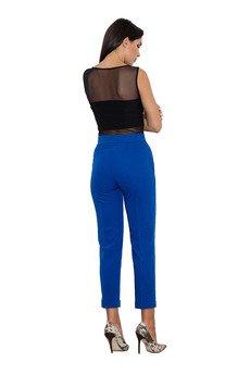 FIGL - Spodnie M552 Niebieski