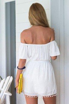 Martino Demi - Sukienka Carmen mini