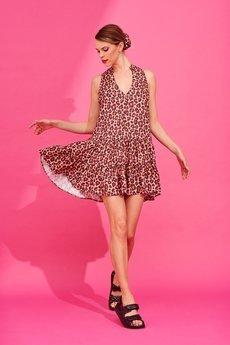Karavan Clothing - Deniz Leopard