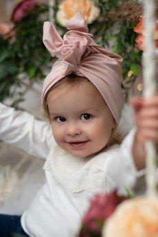 Lulaby - Turban Glam dla Małej Księżniczki